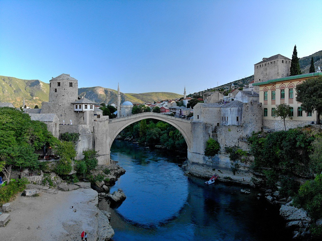 6 Things Do In Mostar: the Old bridge