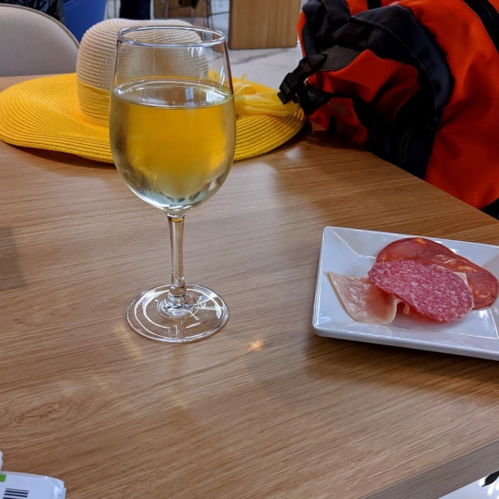Wine at the Barcelona