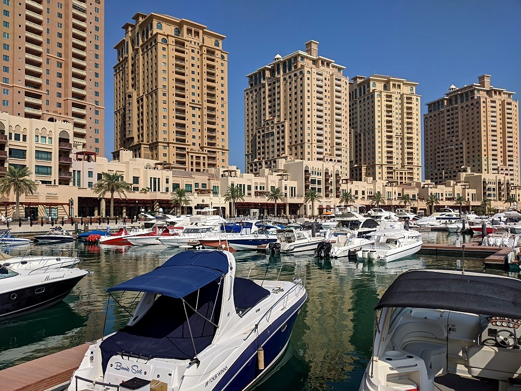 Pearl Qatar: Marina