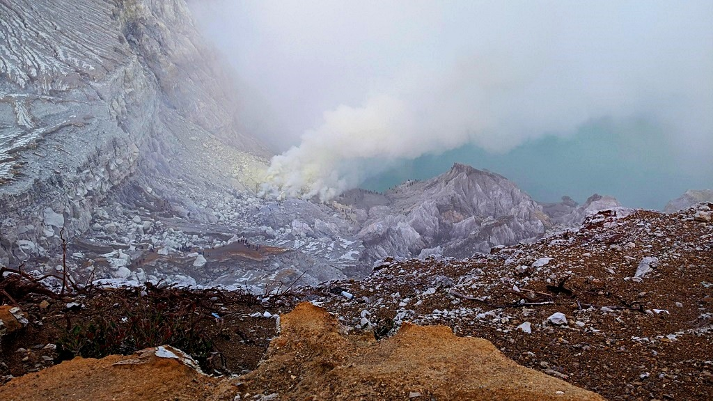 How To Get To Ijen From Bali