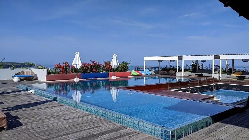Klapa resort Uluwatu pool