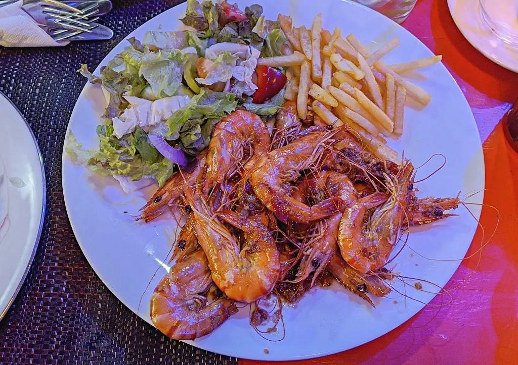 Get ea food in Unawatuna