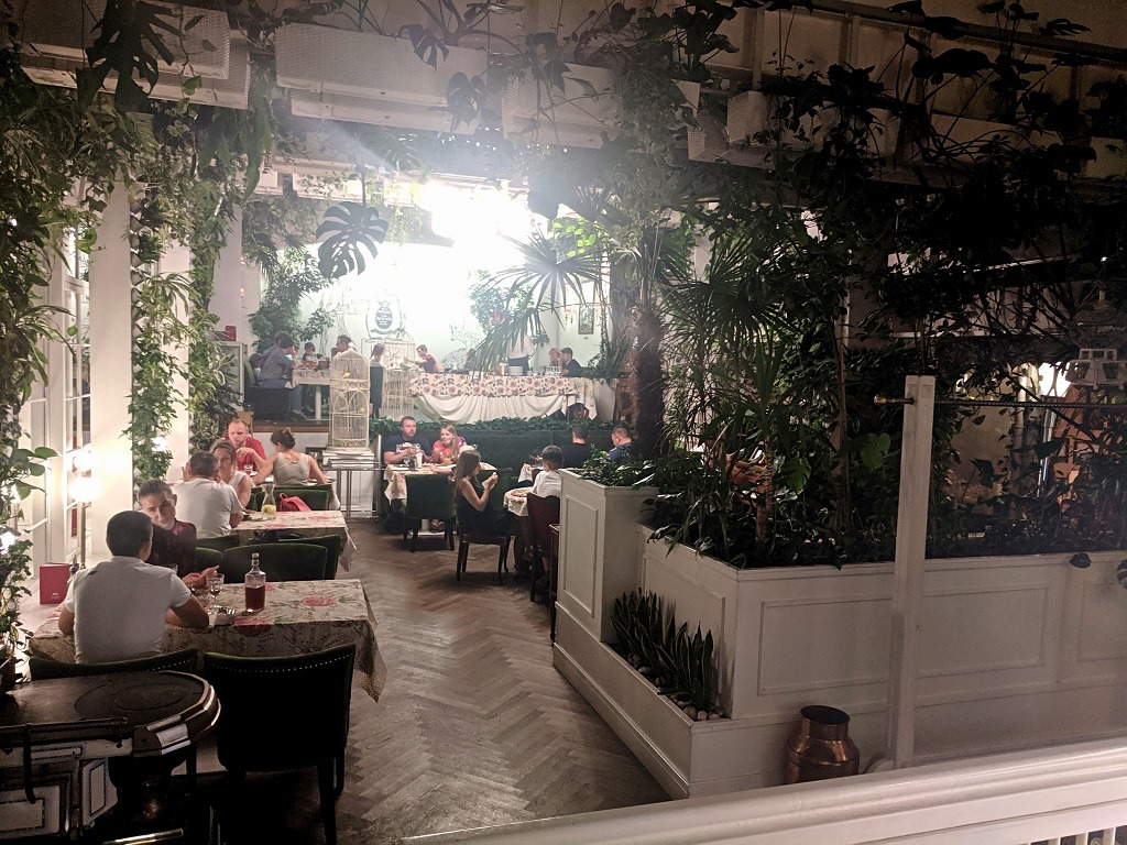 The Perfect Weekend In Lviv: Baczewski restaurant in Lviv