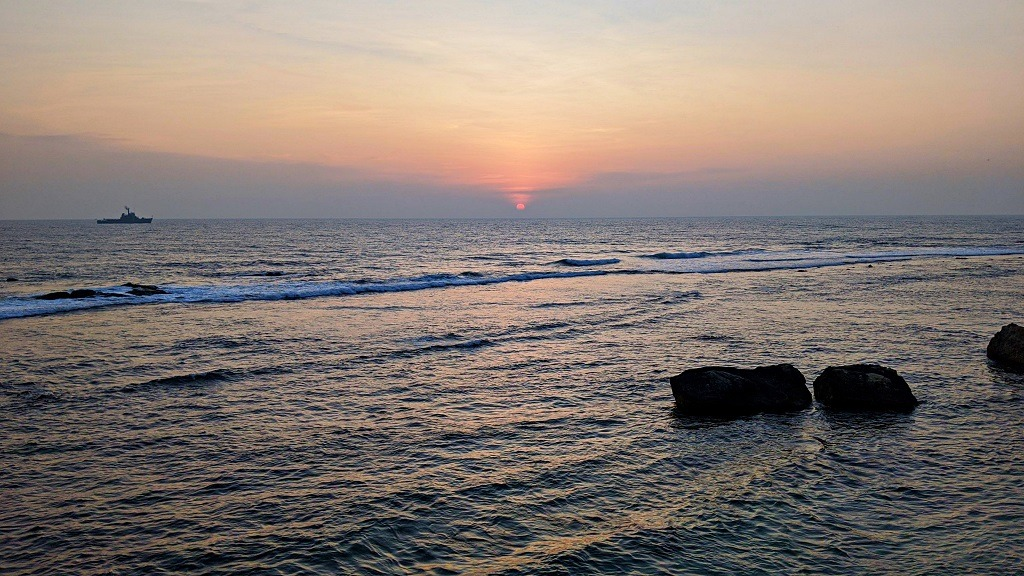 Sunset Galle Fort