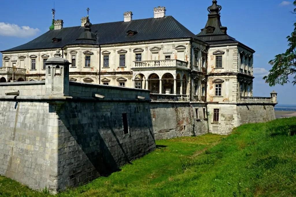 pidhirtsi-castle