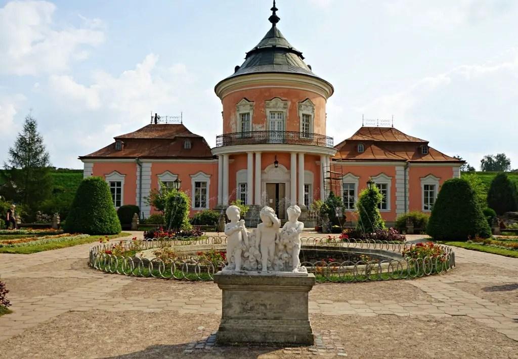 Zolochiv castle lviv
