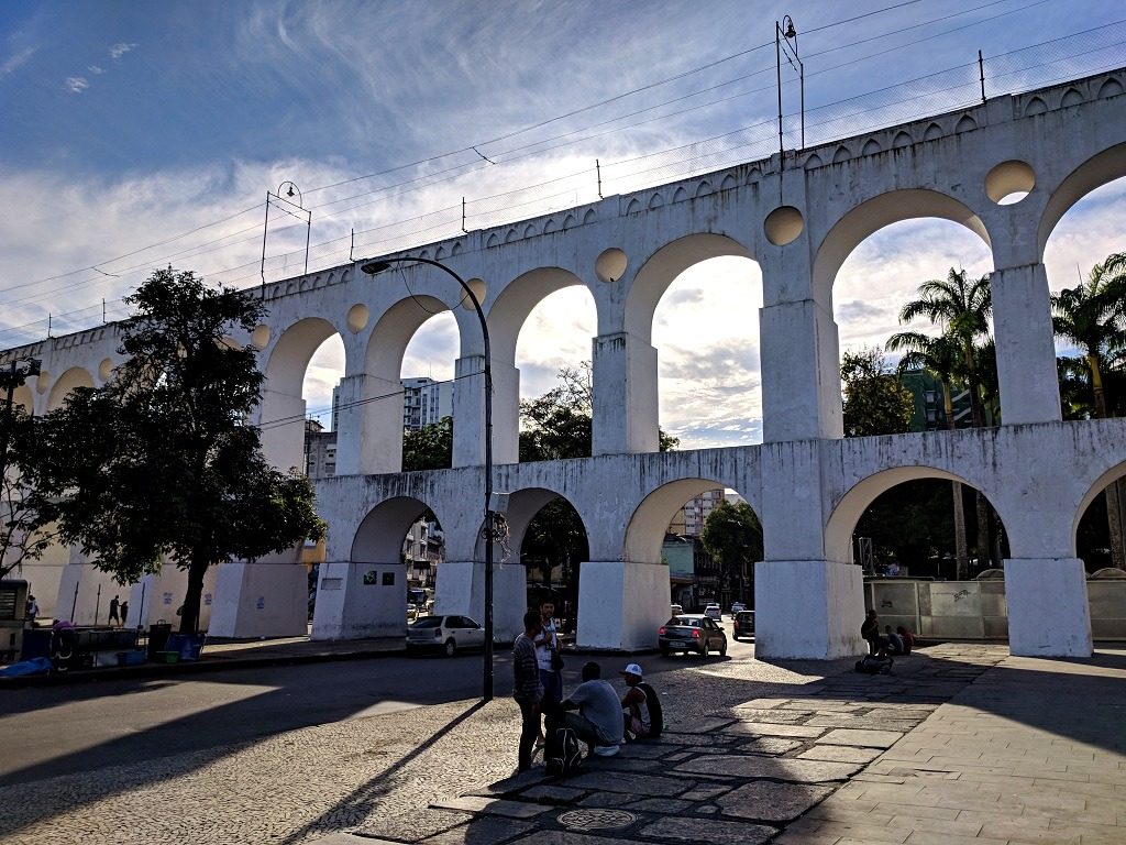 The Carioca Aqueduct