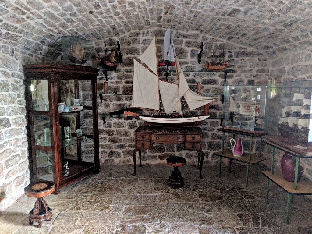 Top Ten Things To Do In Budva: Muzej Grada Budve