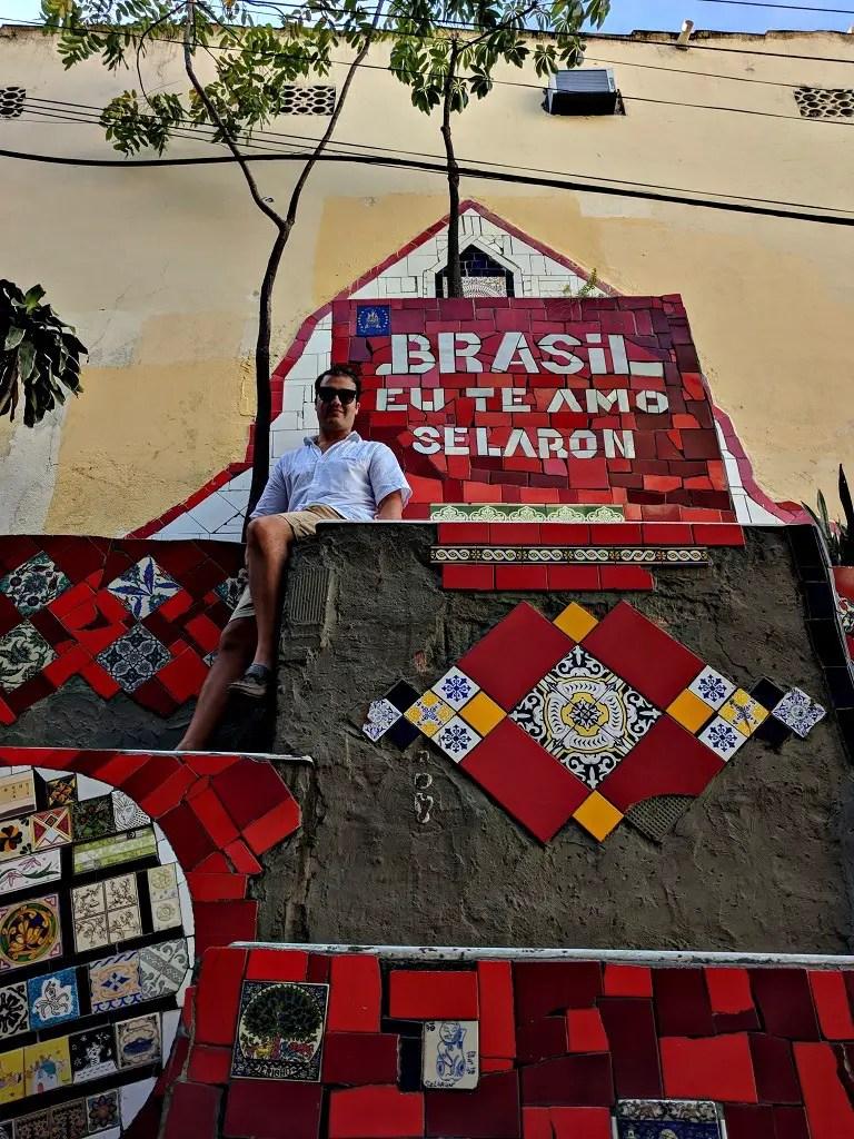 Brasil Eu Te Amo Selaron