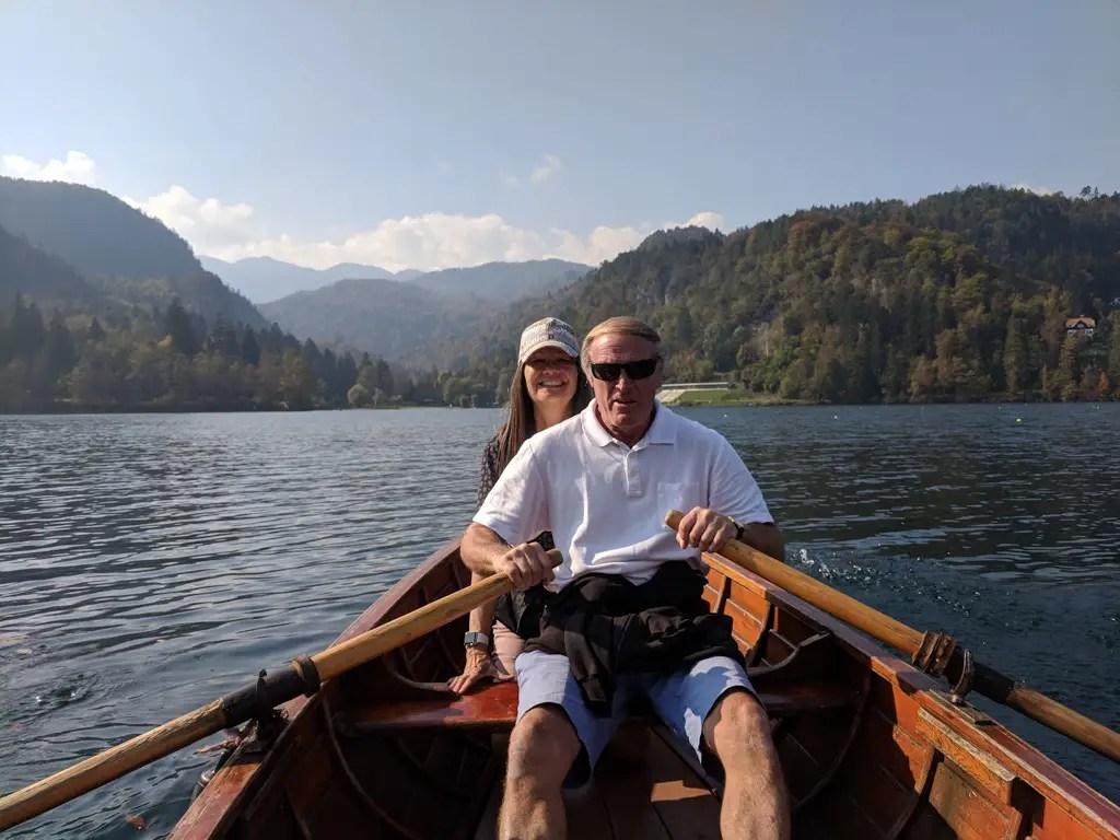 Take A Rowboat To Bled Island