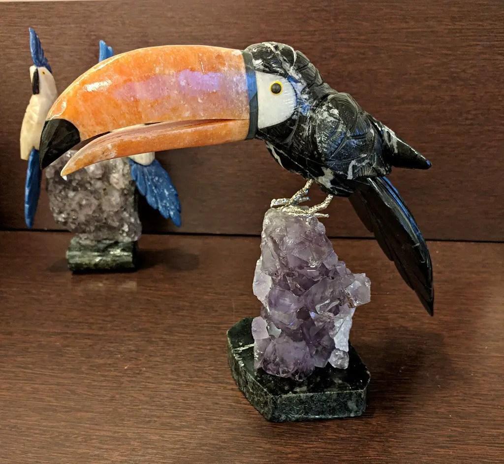 Fun Things To Do In Rio De Janeiro: Buy A Stone Bird
