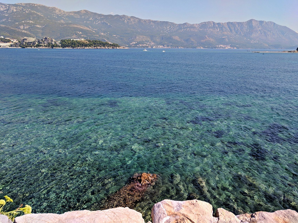 Top Ten Things To Do In Budva: Plaža Ričardova Glava