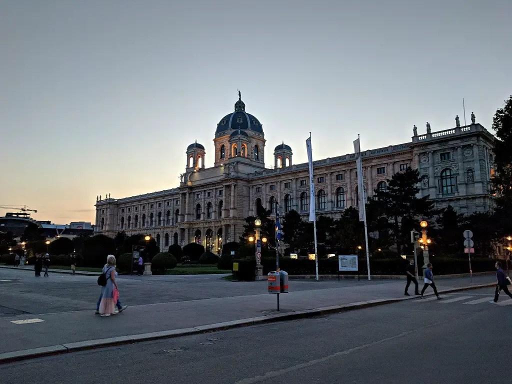 One Afternoon in Vienna: Kunsthistorisches Museum Wien