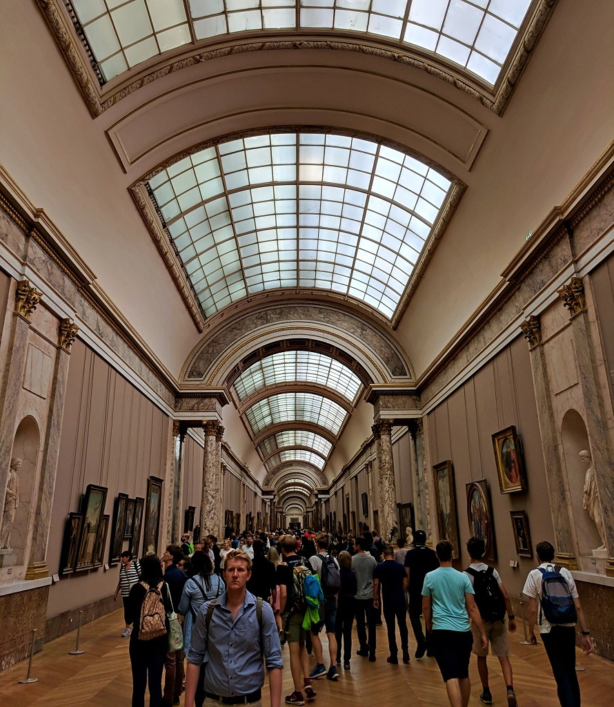 How To Visit The Louvre Museum: Inside the Louvre