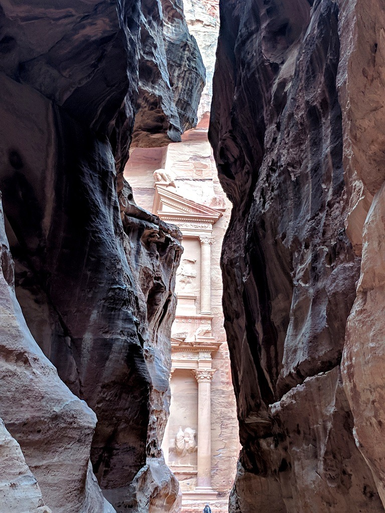 What To Expect From Petra:: Siq