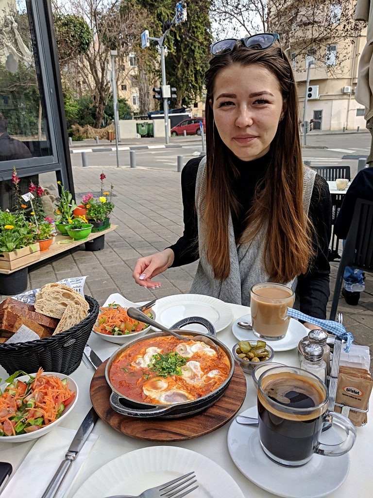 The best breakfast in Israel