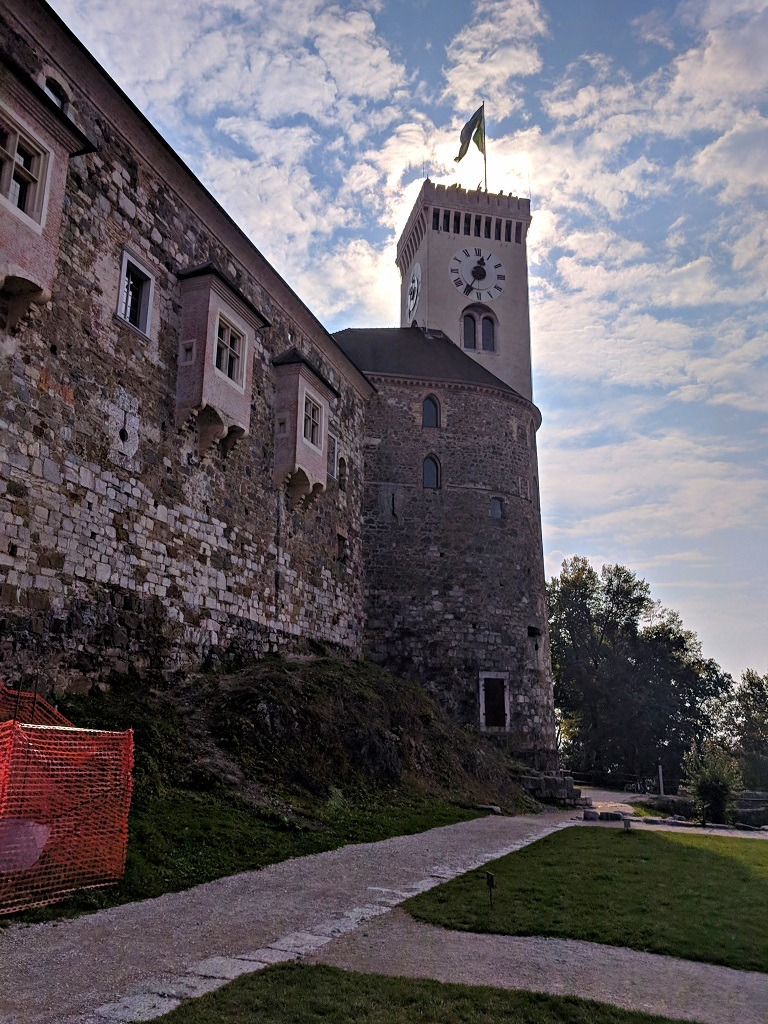 What To Do In Ljubljana: Ljubljana Castle