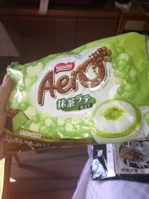 Aero, Green Tea, Japan, Tokyo, Matcha