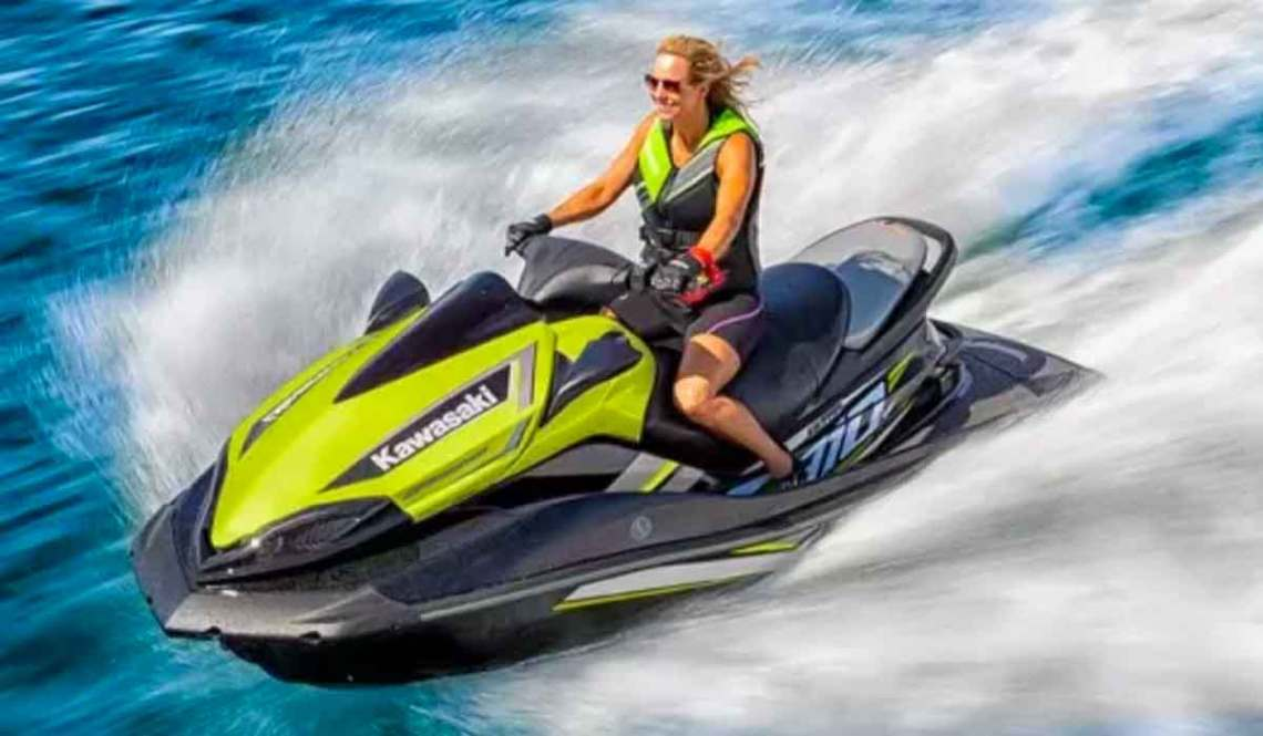 Kawasaki Jet Ski Ultra 310x. The Jet Ski® Ultra® 310 lineup is made up of the most powerful production personal