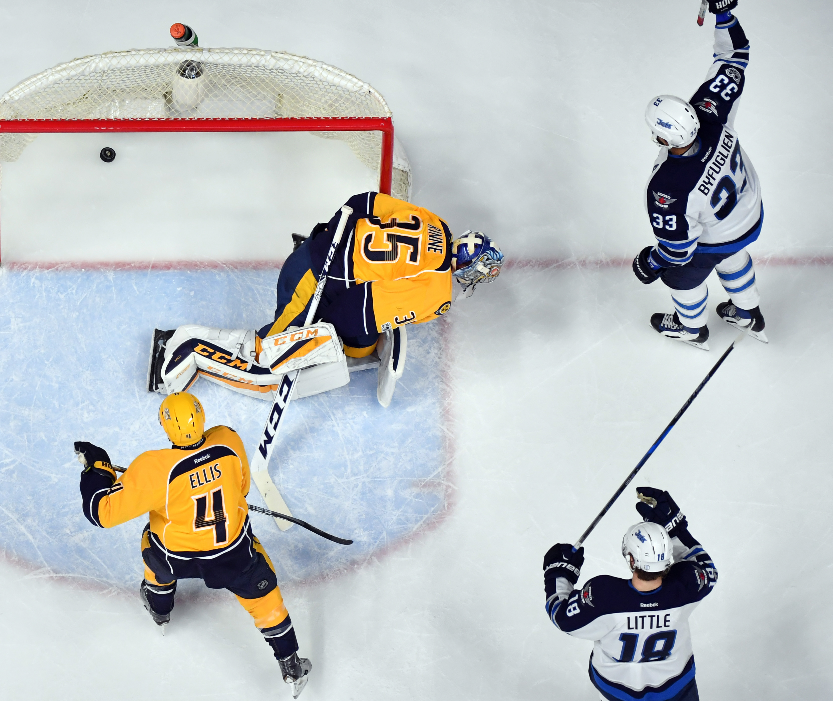 Know Your Central Enemies: Nashville Predators