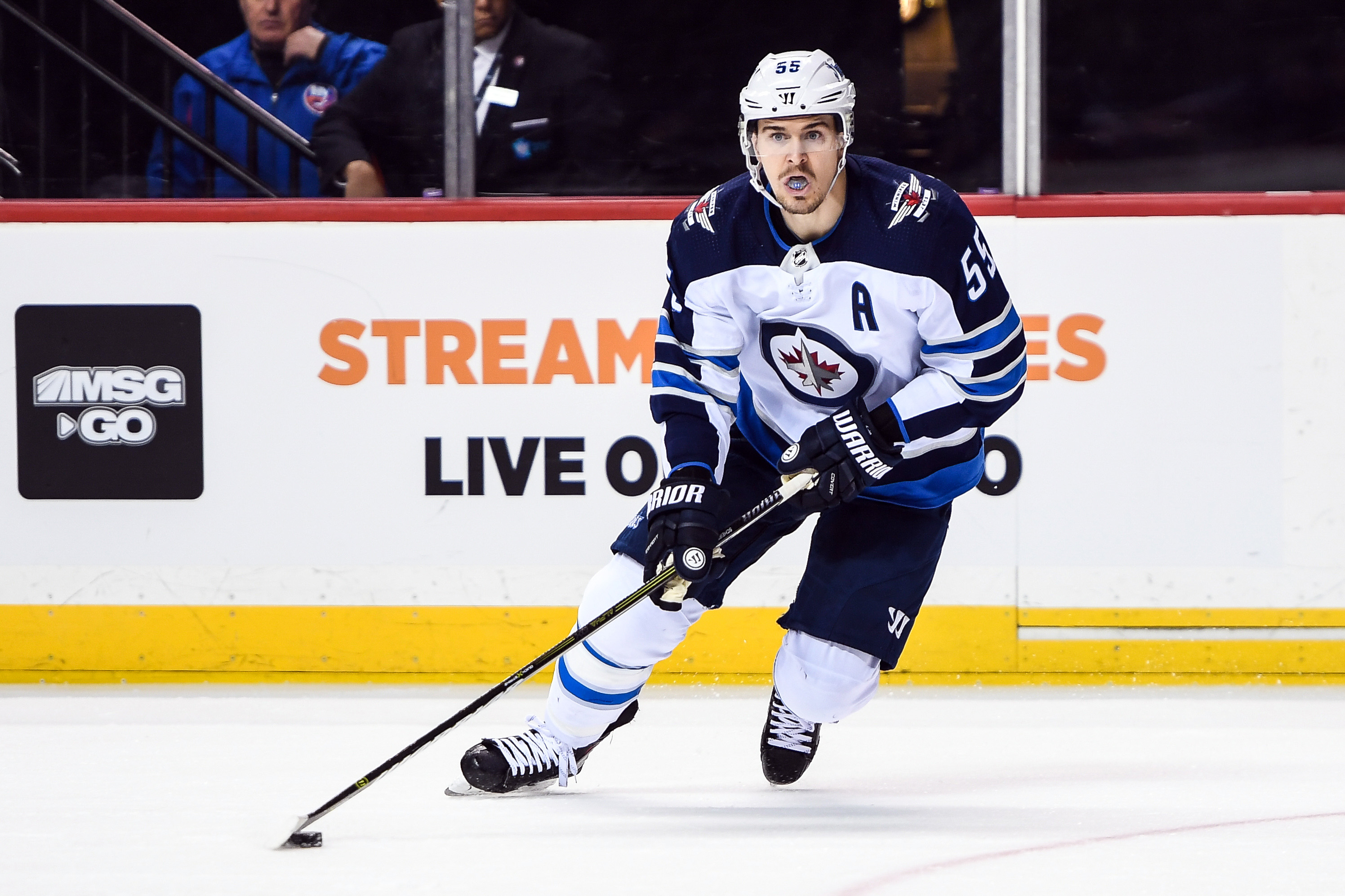 Mark Scheifele Named NHL's 2nd Star of the Week