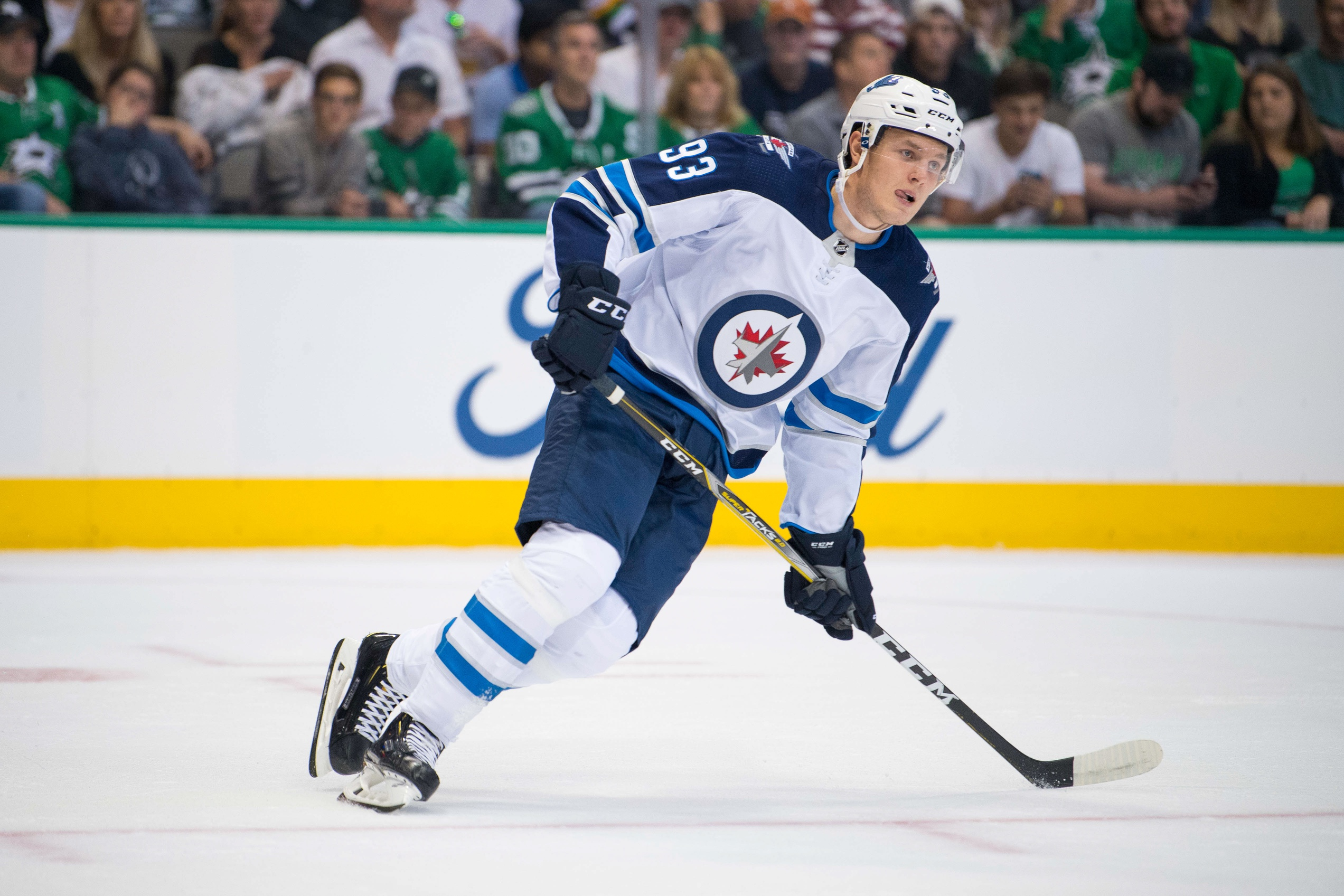 What Are The Jets Doing With Kristian Vesalainen?