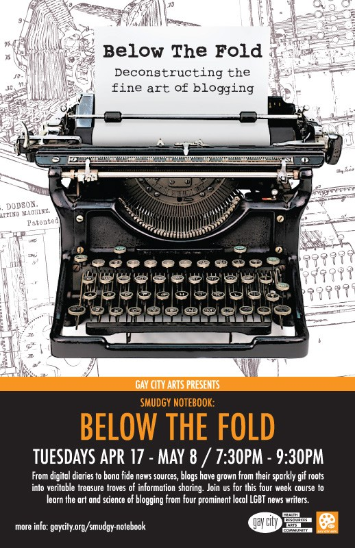 Poster for Below The Fold