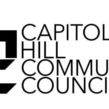 CHCC Black & White Logo