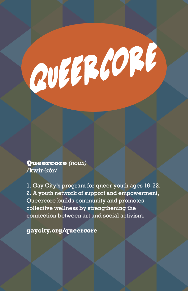 Poster for Queercore