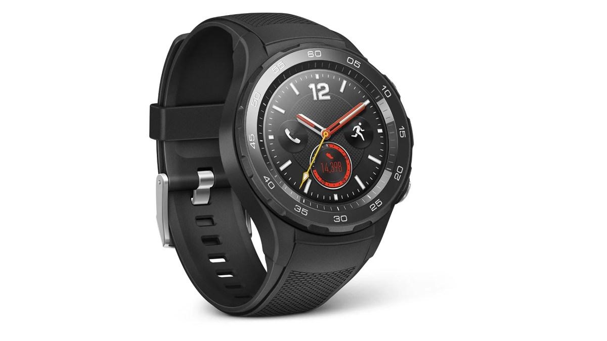 なんと「Huawei Watch 2」がいきなり 23% 引きセール!米 Amazon から 30,000 円以下で直輸入が可能に