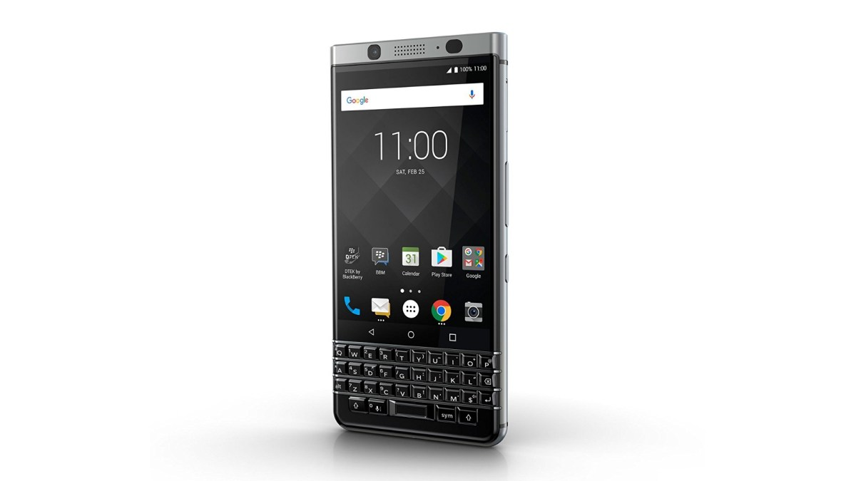 Amazon「BlackBerry KEYone(BBB100-6)」早くも2%だけ値下げ