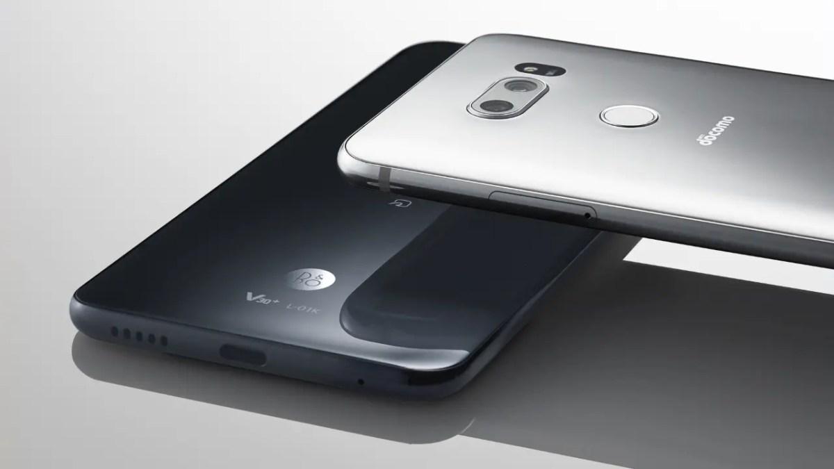 NTTドコモが「LG V30+ L-01K」を2018年1月に発売、そして「Daydream」も公式サポート!