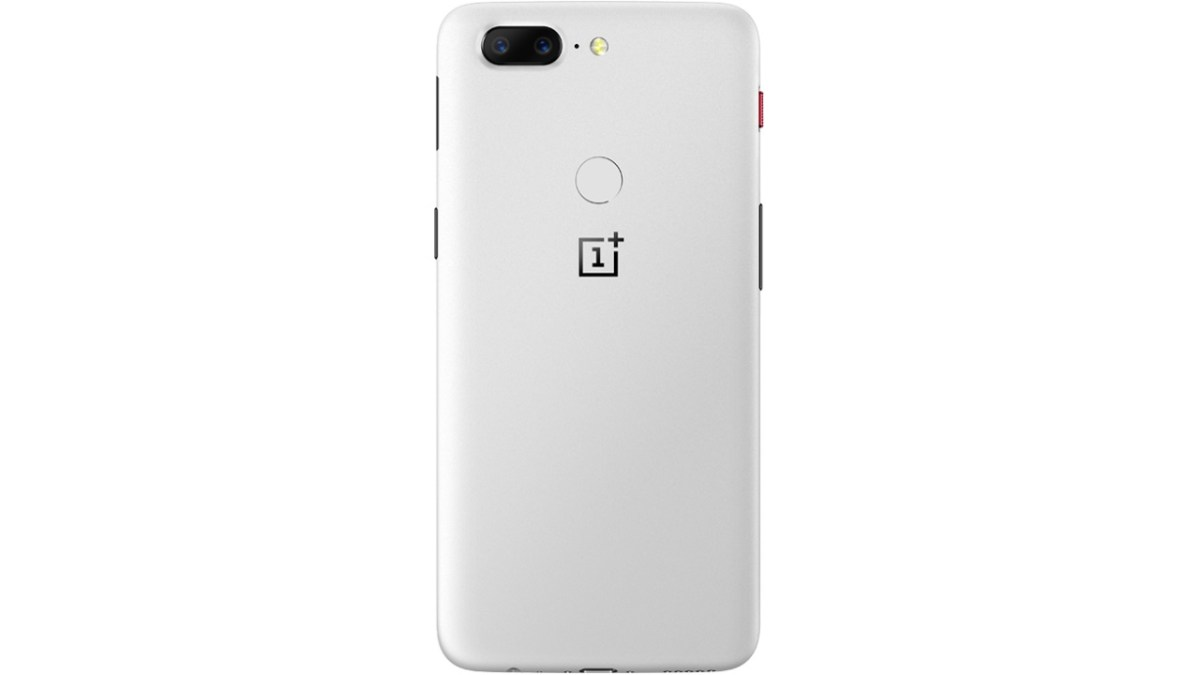 GearBestが「OnePlus 5T Snadstone White」を発売、クーポンコード入力で本体価格$579.99に