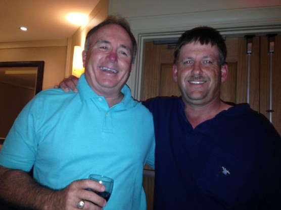 Bill Biggers and Mike Parker