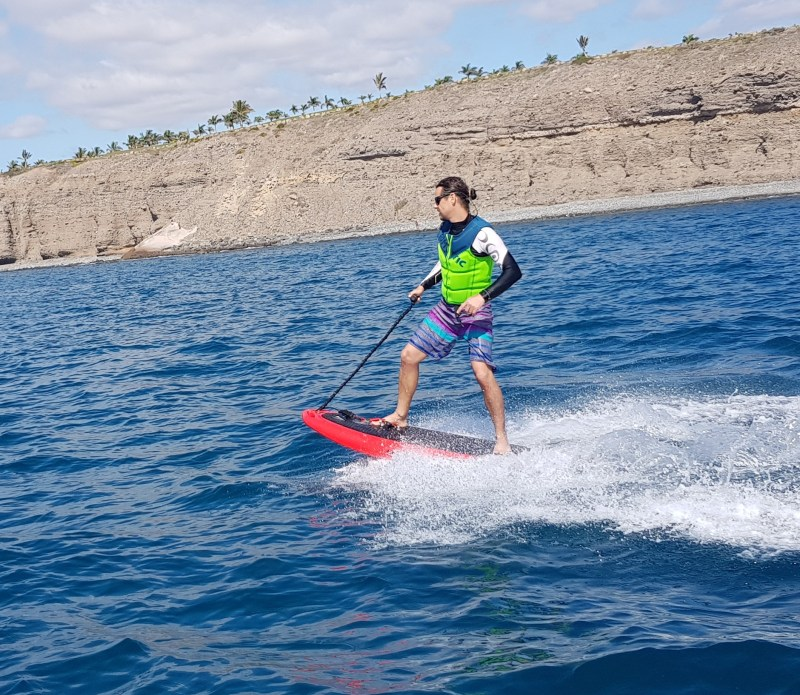 Curf Board Jet Surf Canary