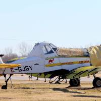 Supermarine Aircraft Inc C-GJGY PZL-MielecM-18Dromader #yqs