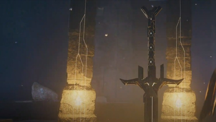 [GUIDE] :  How to get the Excalibur sword in Assassin's Creed Valhalla?  Part one