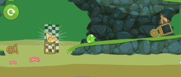 Jeu Bad Piggies HD