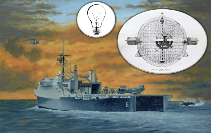 Pod#2 Naval Innovation: Then and Now