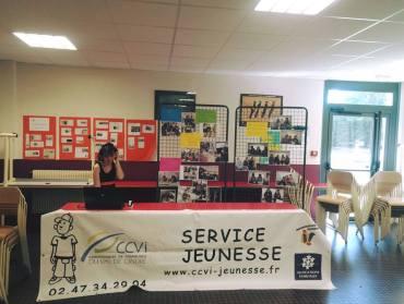 Portes ouvertes au collège Alcuin - juin 2017
