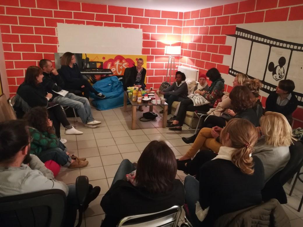 Conférernce parentalité du Jeudi 25 Octobre 2018 à l'Accueil Jeunes de Monts