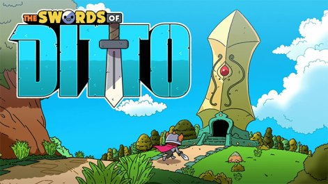 The swords of ditto one bit beyond devolver