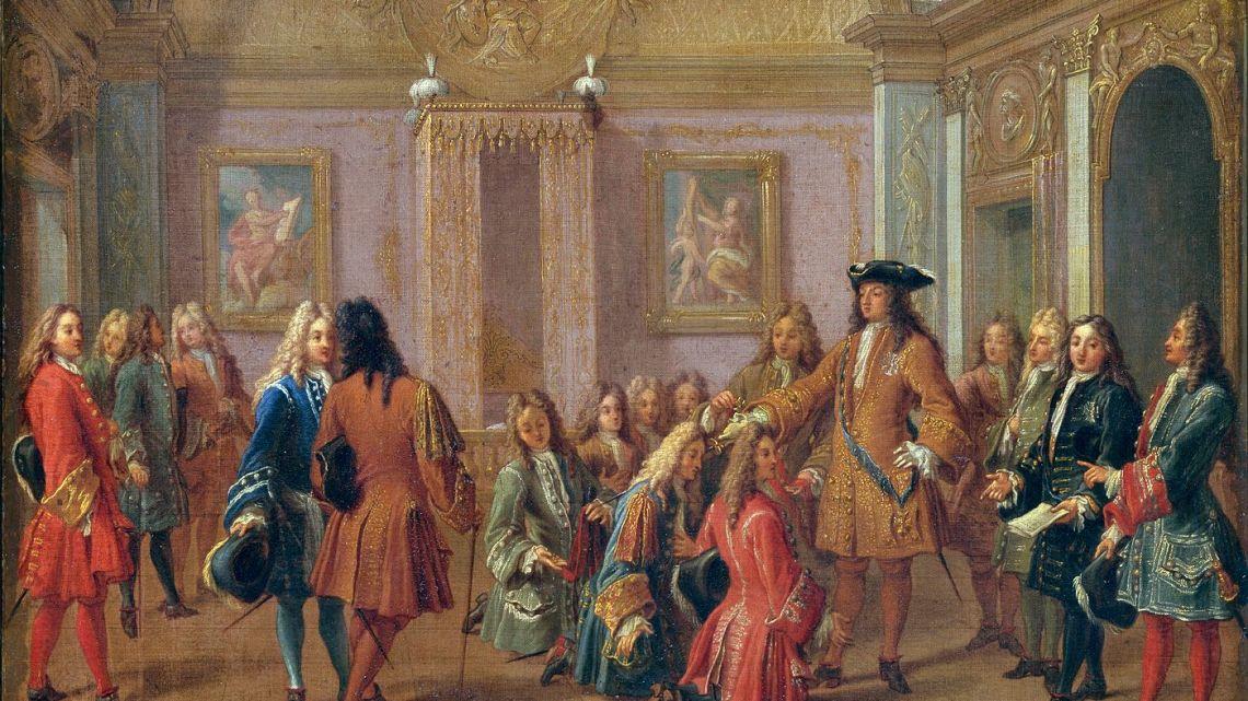 A la cour du roi Louis XIV – Histoire 5e
