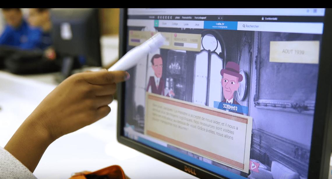 Appel aux enseignant-es utilisant le jeu vidéo en classe