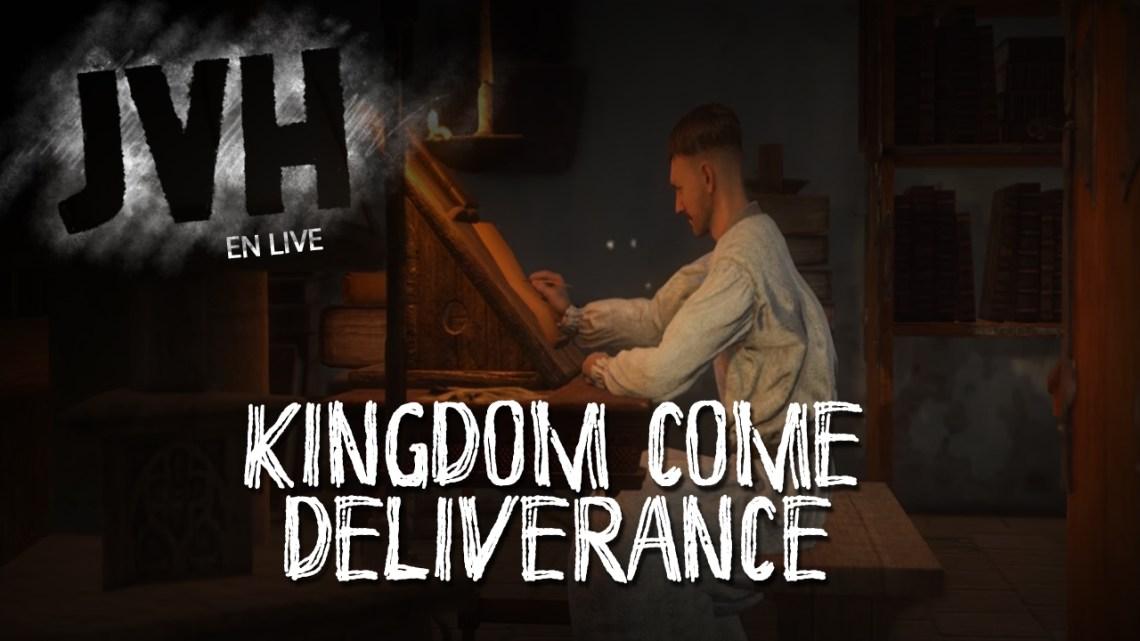 Kingdom Come Deliverance : réflexions sur une exploitation pédagogique