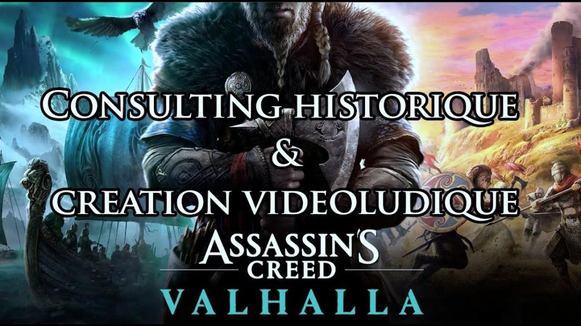 Assassin's Creed Valhalla : le métier de consultant historique