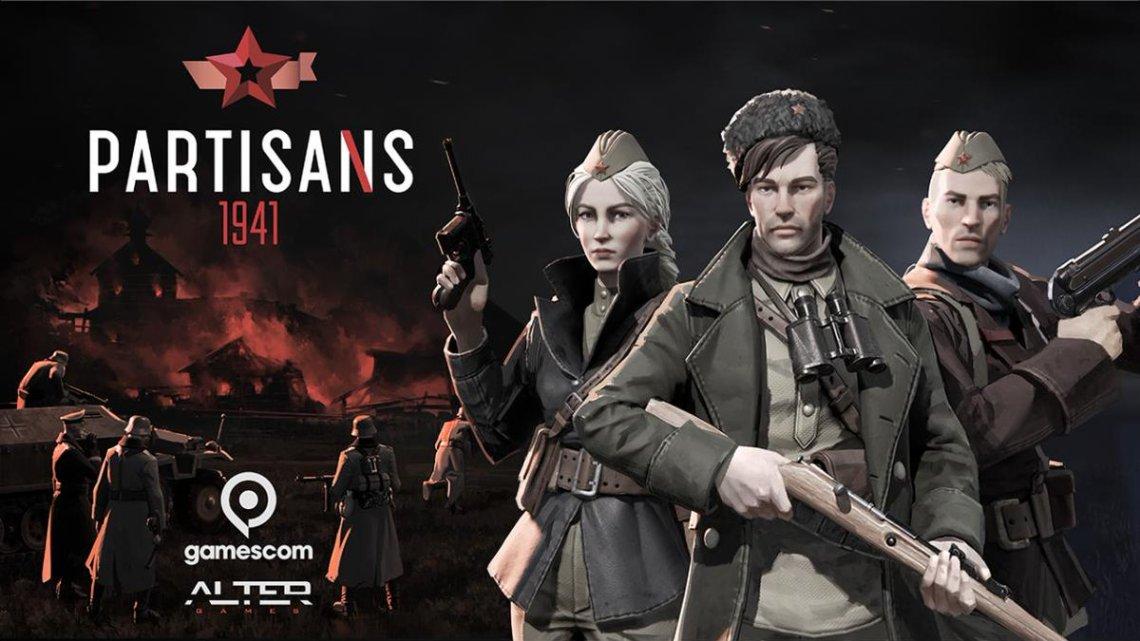 Découverte – Partisans 1941