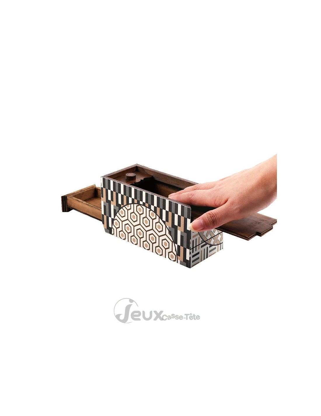 secret japonaise secret box casse