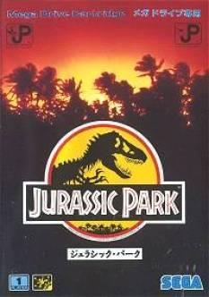 jurassic park_front