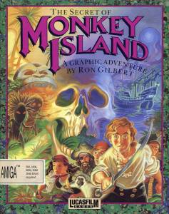 the secret of monkey island amiga_front